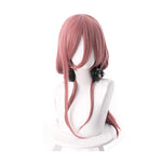 Anime The Quintessential Quintuplets Miku Nakano Long Red Cosplay Wigs - Cosplay Clans