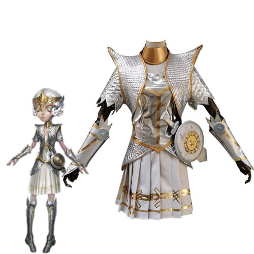 Game Identity V Female Dancer Margaretha Zelle-Valkyrie Cosplay Costume - Cosplay Clans