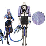 Game LOL KDA ALL OUT Evelynn Fullset Cosplay Costumes - Cosplay Clans