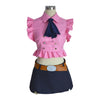 Anime The Seven Deadly Sins Elizabeth Liones Cosplay Costume - Cosplay Clans