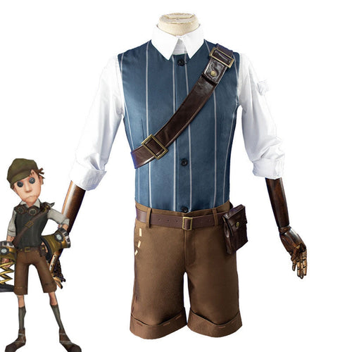 Game Identity V Spring hand Naib Subedar Cosplay Costume - Cosplay Clans