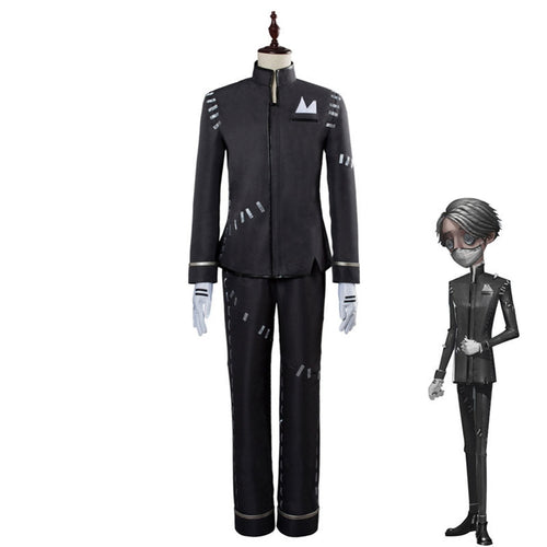 Game Identity V Embalmer Aesop Carl Cosplay Costume - Cosplay Clans