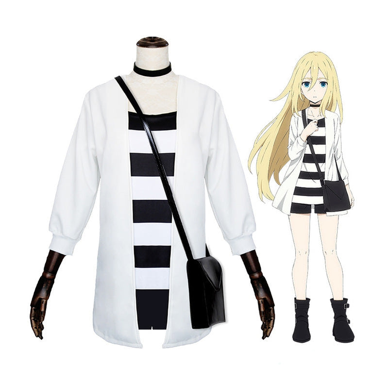 Anime Angels of Death Rachel Gardner Ray Outfits Cosplay Costume - Cosplay Clans