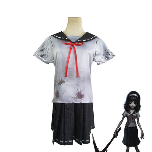 Game Identity V Witch Kawakami Tomie Yidhra Cosplay Costume - Cosplay Clans