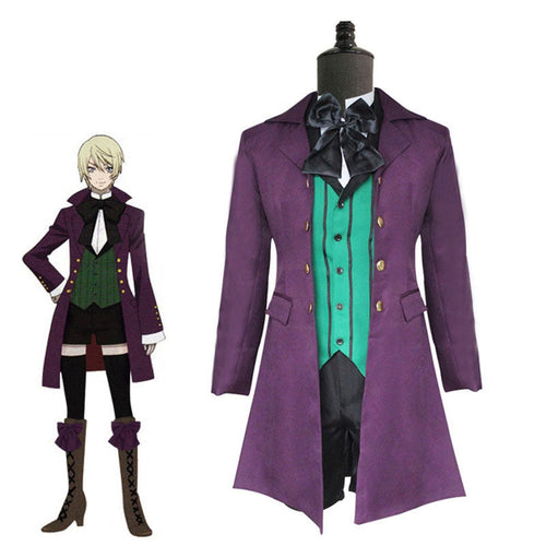 Anime Black Butler Alois Trancy Cosplay Costume - Cosplay Clans