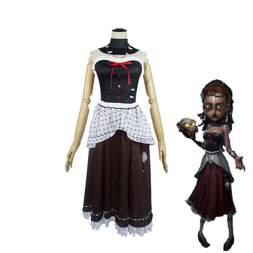 Game Identity V Conjurer Patricia Dorval Cosplay Costume - Cosplay Clans