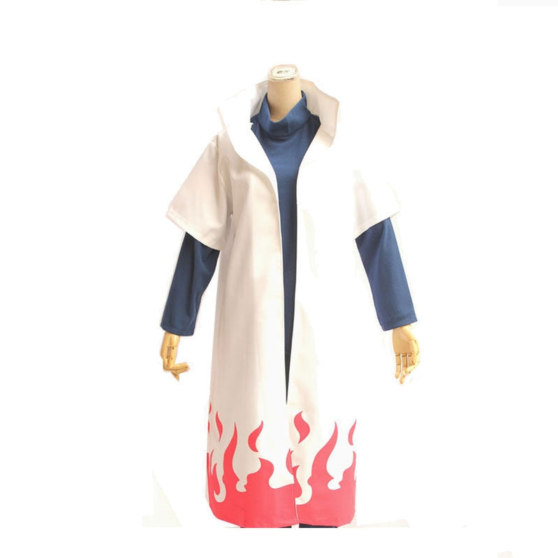 Anime Naruto All Teammates Cloak Cosplay Costume - Cosplay Clans