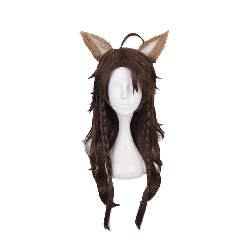 Game Twisted-Wonderland Leona Kingscholar Cosplay Wigs - Cosplay Clans