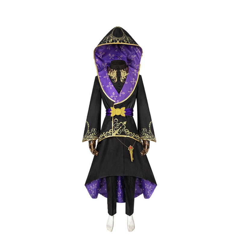 Game Twisted-Wonderland Uniform Cosplay Costume - Cosplay Clans