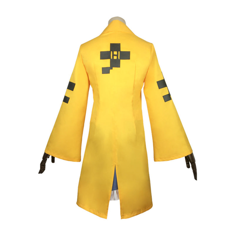 Anime Danganronpa V3: Killing Harmony Angie Yonaga Outfits Cosplay Costume - Cosplay Clans