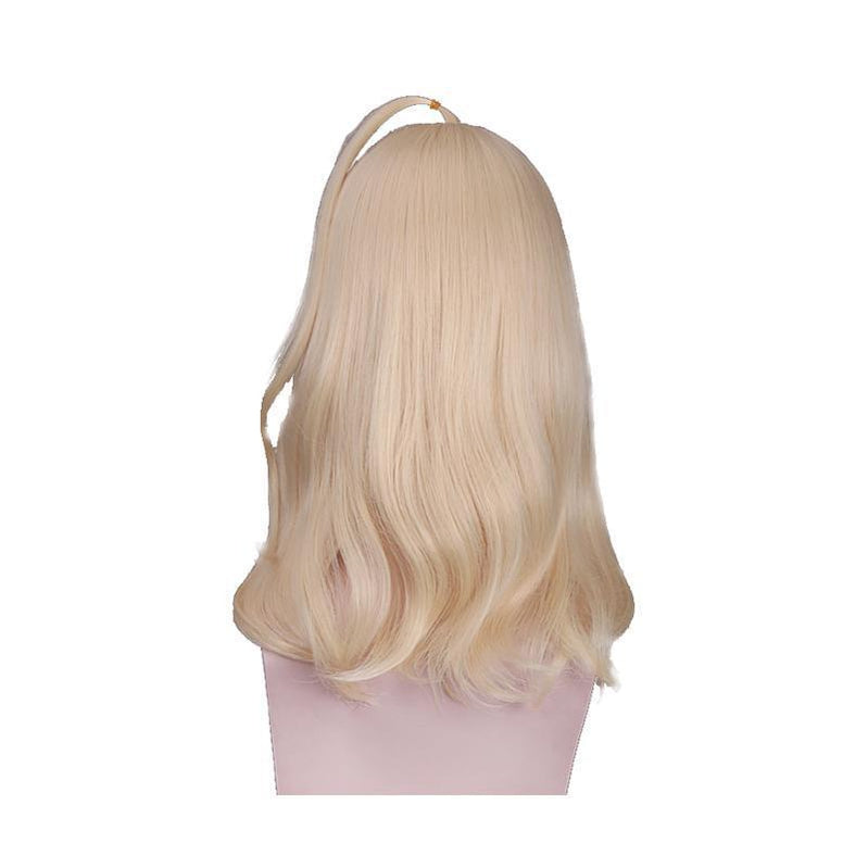 Anime Danganronpa V3: Killing Harmony Kaede Akamatsu Long Straight Blonde Cosplay Wigs - Cosplay Clans