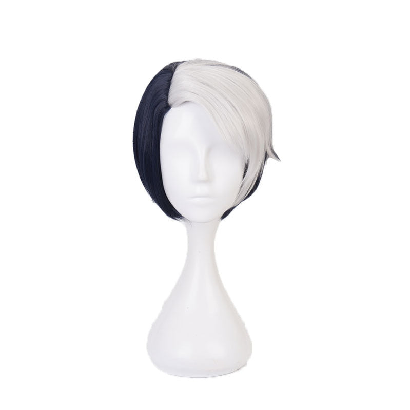 Game Twisted-Wonderland Divus Crewel Cosplay Wigs - Cosplay Clans