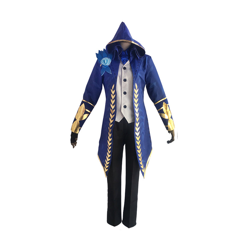 Game Identity V Mercenary Clarity Naib Subedar Cosplay Costume - Cosplay Clans
