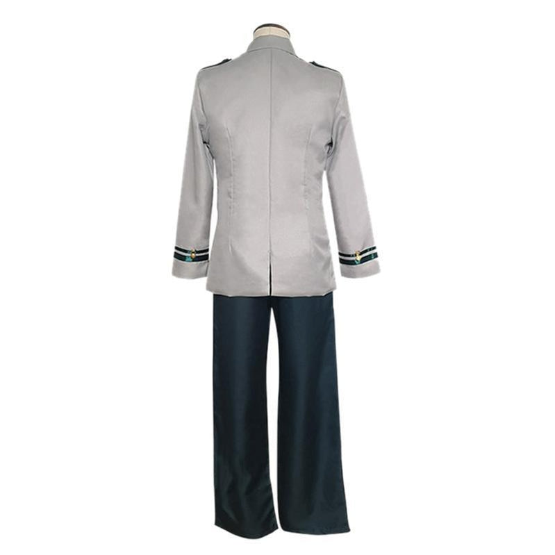 Anime My Hero Academia Male School Uniform Cosplay Costume - Cosplay Clans