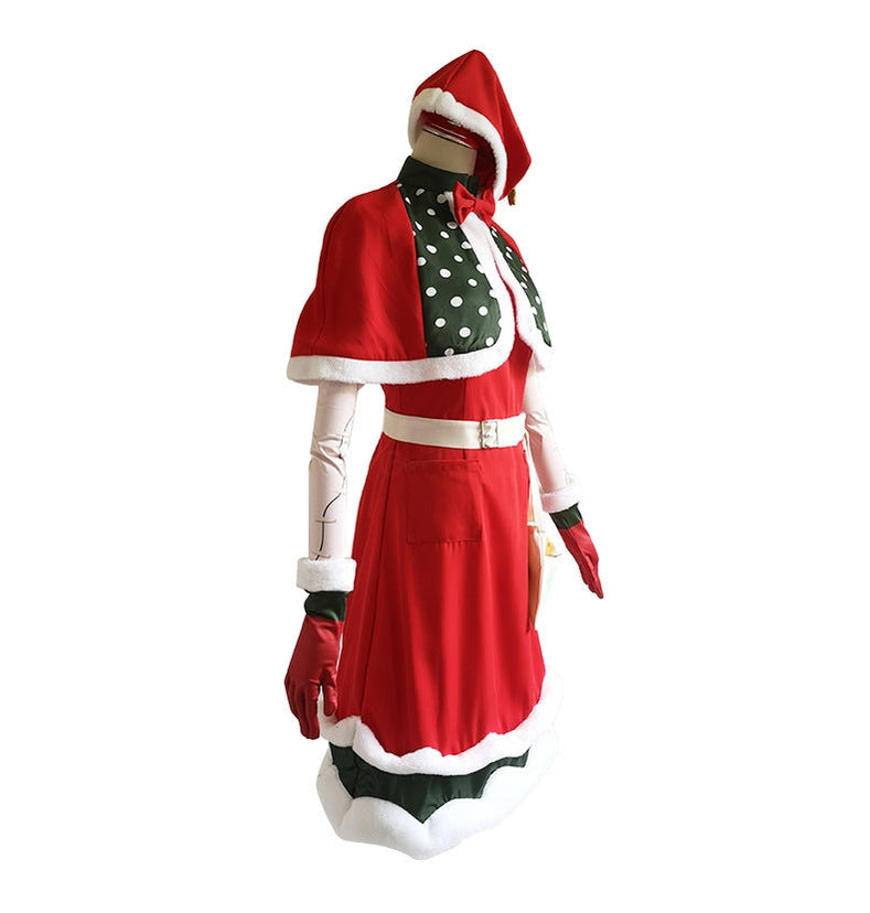 Game Identity V Doctors Xmas Ensemble Christmas Cosplay Costume - Cosplay Clans