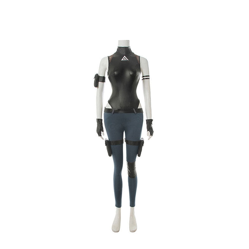 Anime Ghost In The Shell Kusanagi Motoko Cosplay Costume - Cosplay Clans
