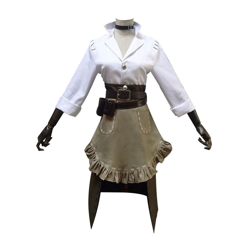 Game Identity V Barmaid Demi Bourbon Cosplay Costume - Cosplay Clans