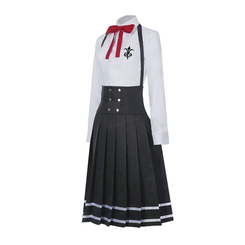 Anime Danganronpa V3: Killing Harmony Tsumugi Shirogane Uniform Cosplay Costumes - Cosplay Clans