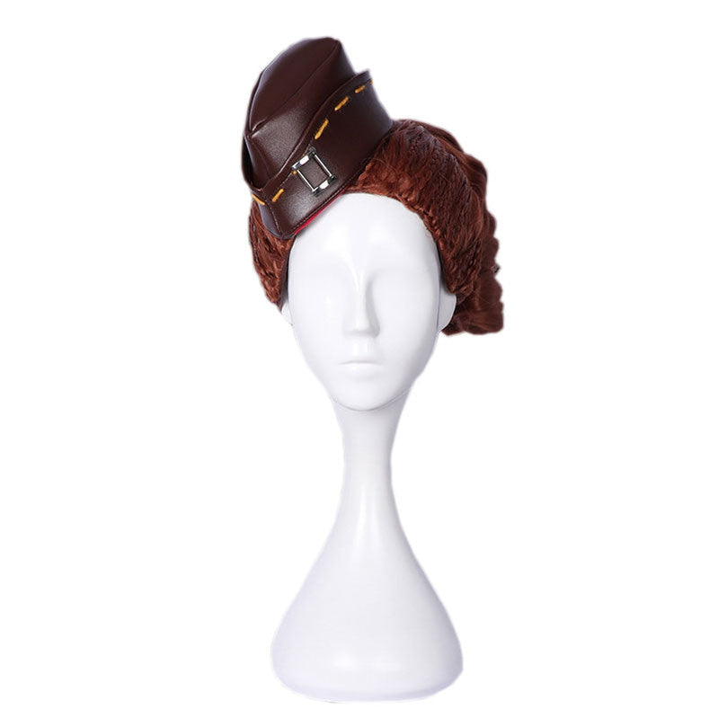 Game Identity V Coordinator Matha Behamfil Short Cosplay Wigs - Cosplay Clans