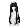 Game Identity V Witch Kawakami Tomie Black Long Cosplay Wigs - Cosplay Clans