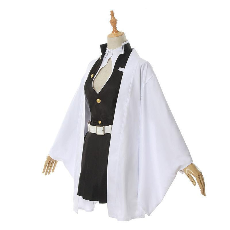 Anime Demon Slayer Kimetsu No Yaiba Kanroji Mitsuri Female Uniform Cosplay Costume Cosplay Clans Femalemitsuri kanroji from demon slayer by usatame (i.redd.it). usd