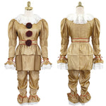 Movie Stephen King's It Pennywise Halloween Cosplay Costumes - Cosplay Clans