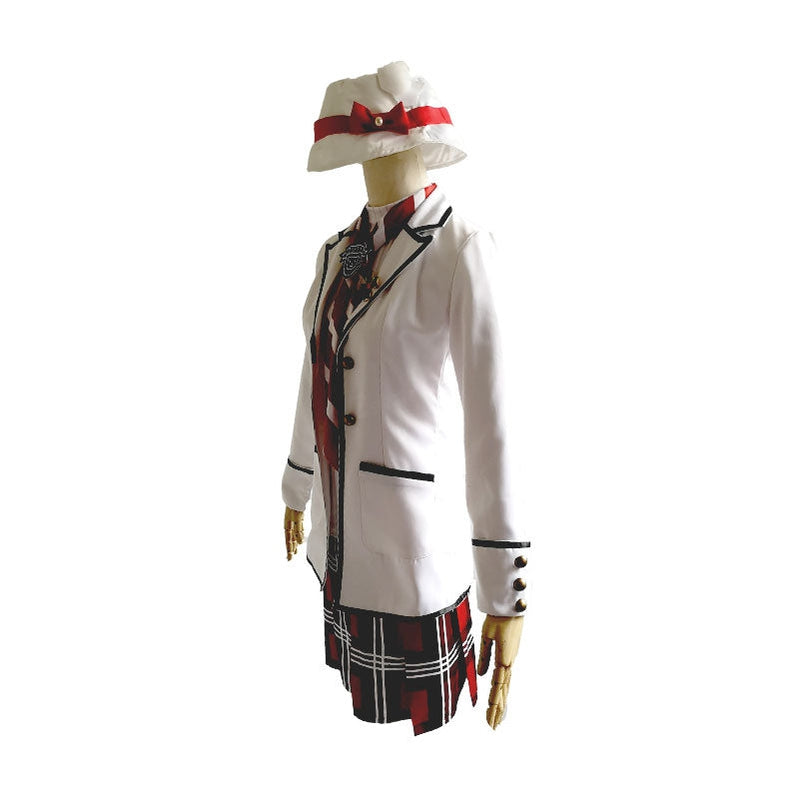 "Game Identity V The Mind's Eye ""Spring Outing"" Helena Adams Cosplay Costume - Cosplay Clans"