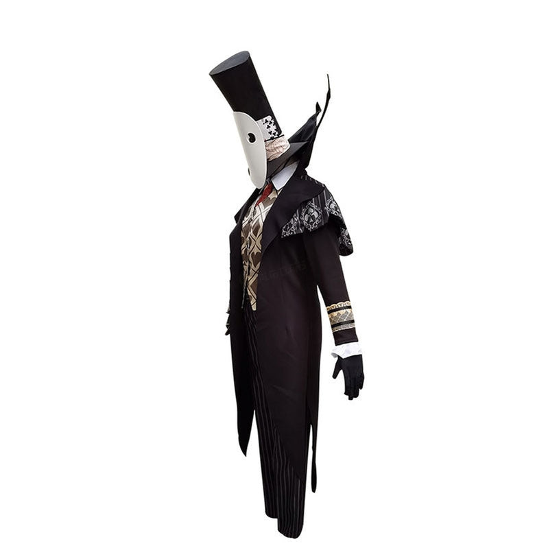 Game Identity V Blackjack Cosplay Costume - Cosplay Clans