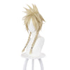 Game Final Fantasy VII Remake FF7 Female Cloud Strife Long blond Cosplay Wigs - Cosplay Clans