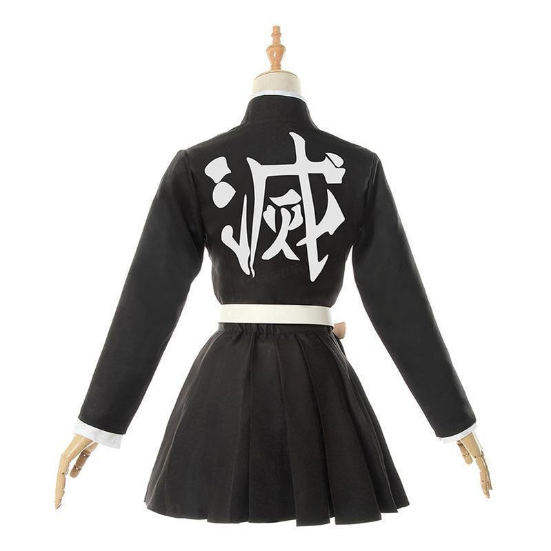 Anime Demon Slayer Kimetsu No Yaiba Kanroji Mitsuri Female Uniform Cosplay Costume Cosplay Clans This is a list of characters for the manga and anime series demon slayer: usd