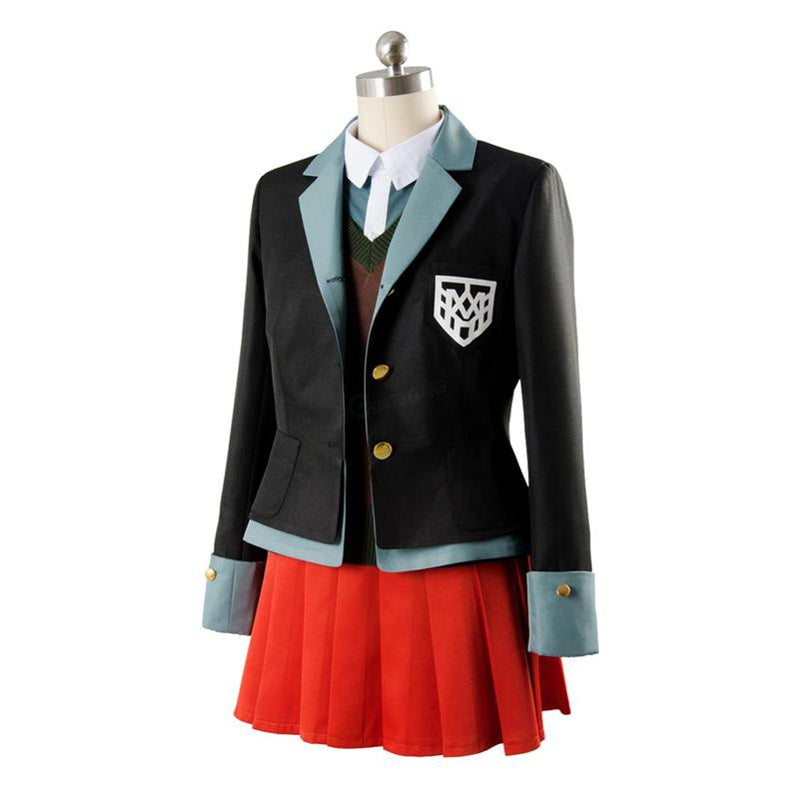 Anime Danganronpa V3 Killing Harmony Yumeno Himiko Cosplay Costumes (Customized) - Cosplay Clans