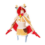 Anime Re:Zero Starting Life in Another World Ram Christmas Reindeer Outfits Cosplay Costume - Cosplay Clans
