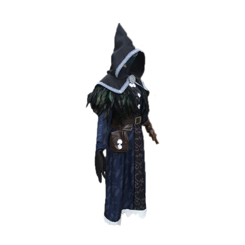Game Identity V Seer Night Owl Eli Clark Cosplay Costume - Cosplay Clans