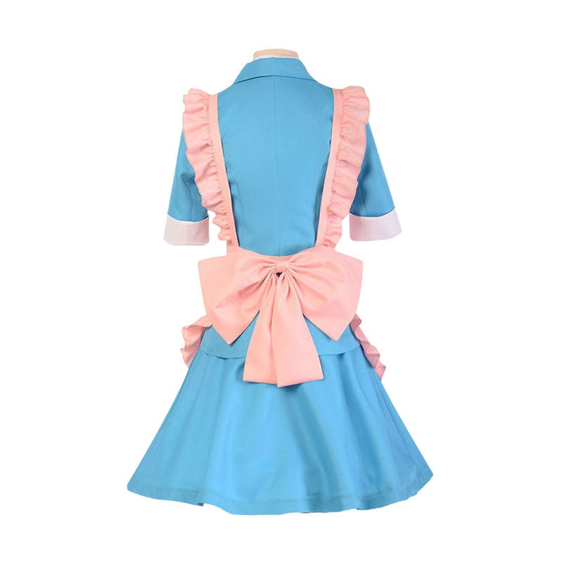 Anime Danganronpa 3: The End of Hope's Peak Academy Yukizome Chisa Cosplay Costumes - Cosplay Clans