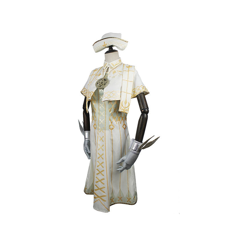 Game Identity V Doctors Light angel Emily Dale Cosplay Costume - Cosplay Clans