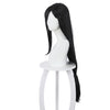 Game Final Fantasy VII Remake FF7 Tifa Lockhart Long Black Cosplay Wigs - Cosplay Clans