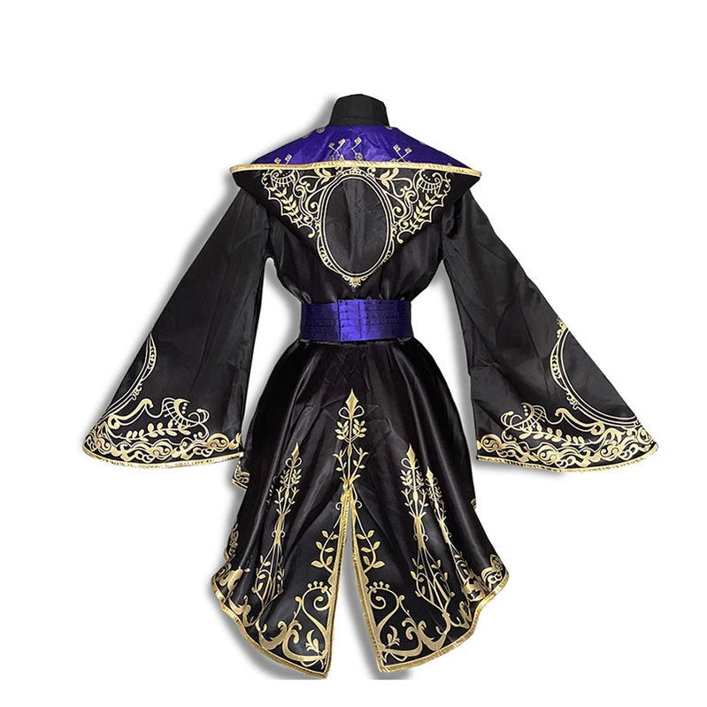 Game Twisted-Wonderland Riddle Robes Uniform Cosplay Costume - Cosplay Clans