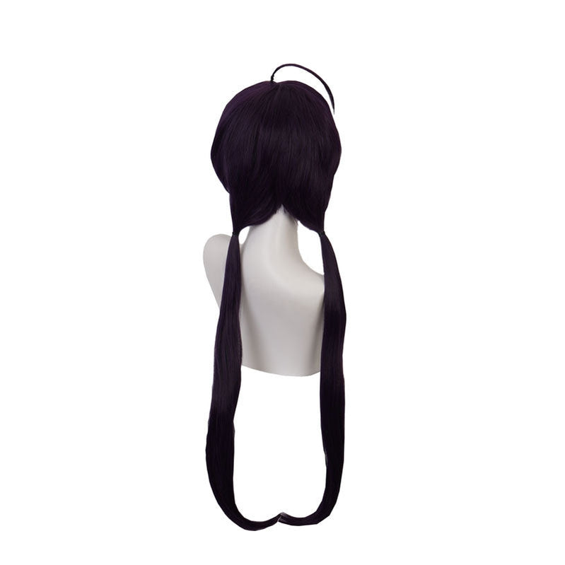 Anime Bungo Stray Dogs Kyoka Izumi Long Purple Cosplay Wigs - Cosplay Clans