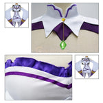 Anime Re:Zero Starting Life in Another World Emilia Cosplay Costume - Cosplay Clans