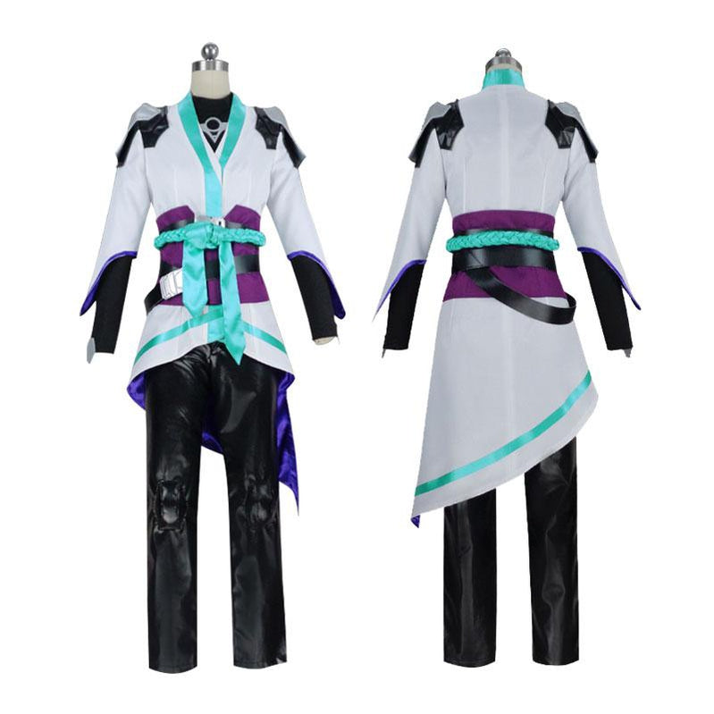 Game Valorant Sage Cosplay Costumes (Customized) - Cosplay Clans