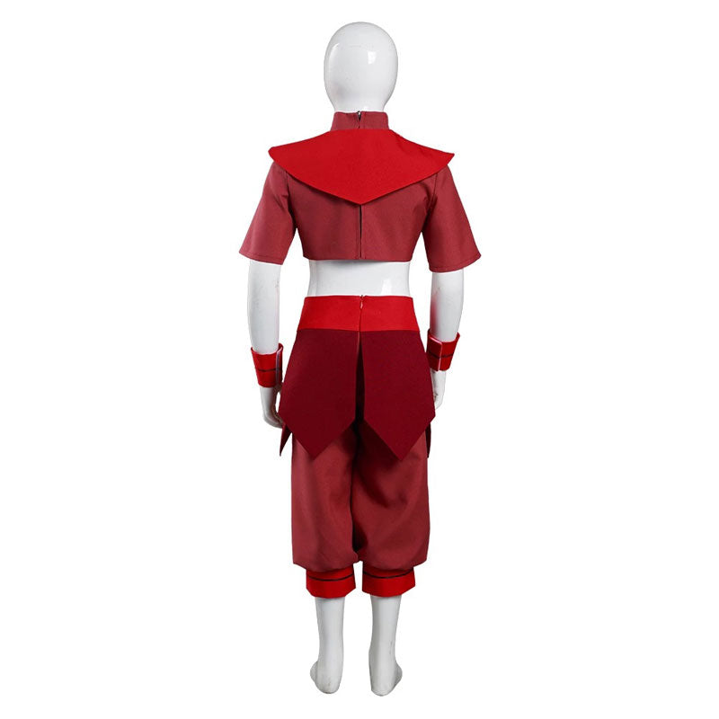 Avatar: The Last Airbender Ty Lee Cosplay Costumes