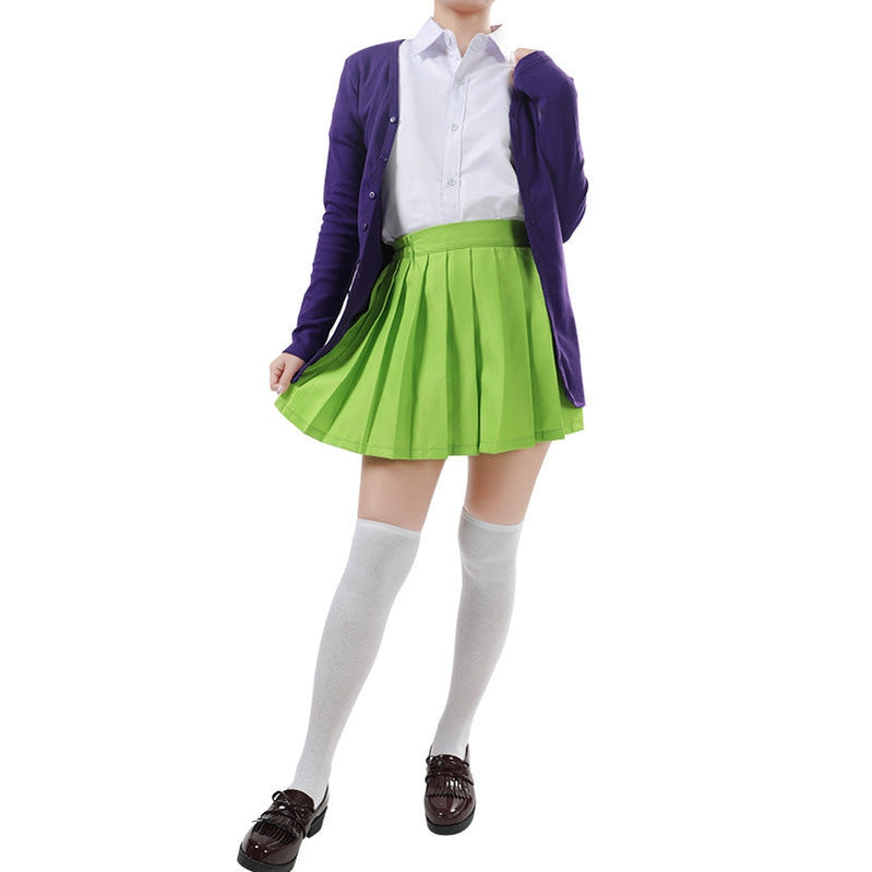 Anime The Quintessential Quintuplets Nino Nakano Outfits Cosplay Costume - Cosplay Clans
