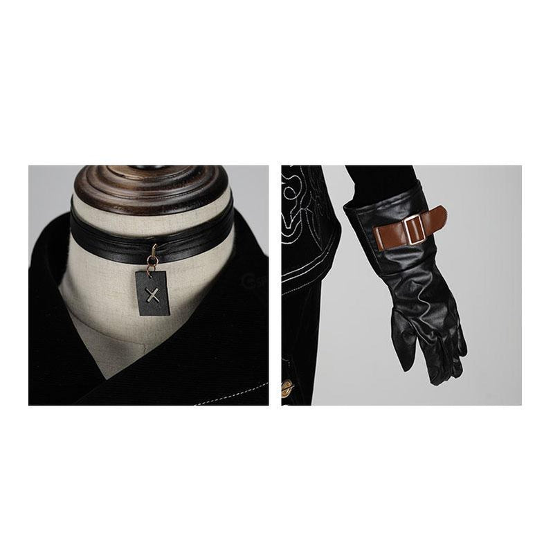 Action Role-Playing Nier: Automata YoRHa No. 9 Type S 9S Cosplay Costumes - Cosplay Clans