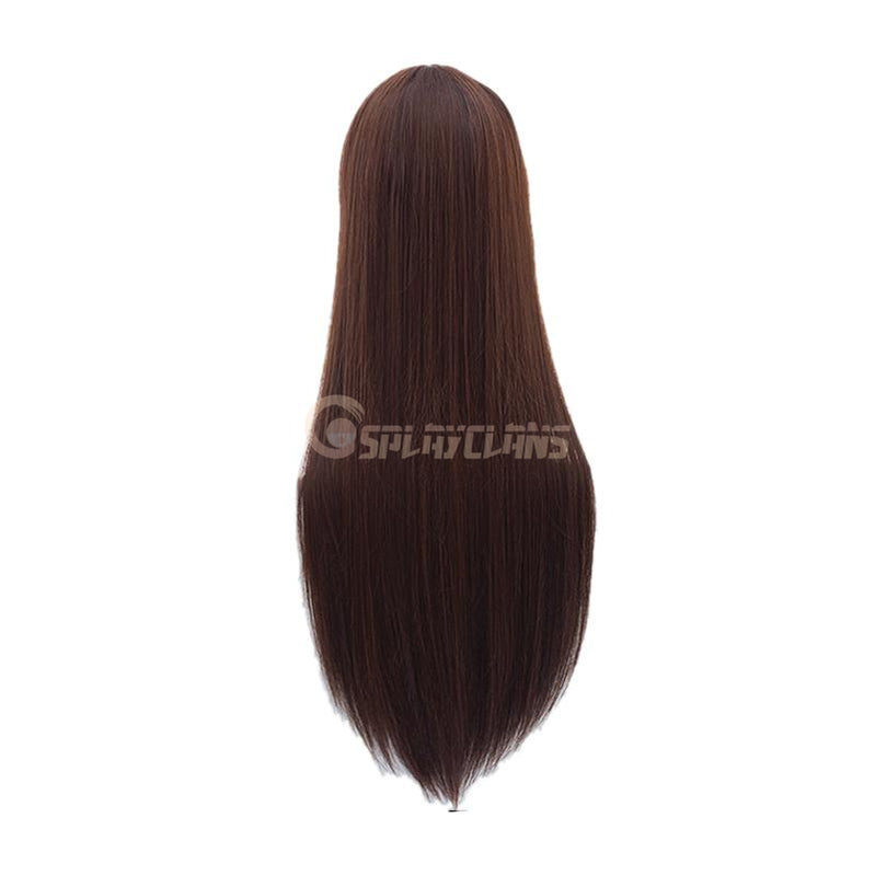 Anime LoveLive!Sunshine!! Kurosawa Dia Long Brown Cosplay Wigs - Cosplay Clans