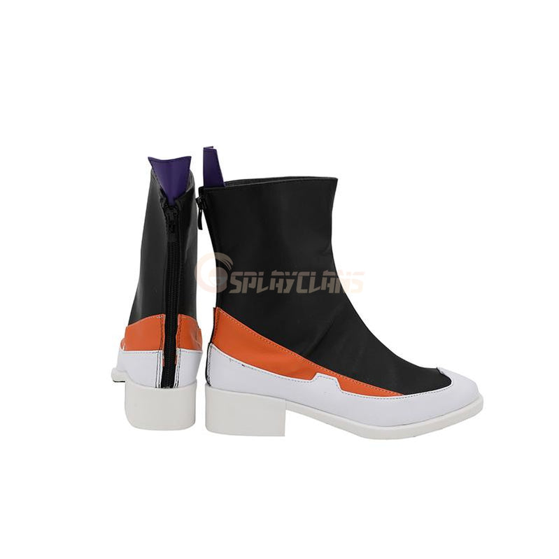 LOL True Damage Akali Cosplay Boots Customized Leather Shoes for Boys and Girls - Cosplay Clans