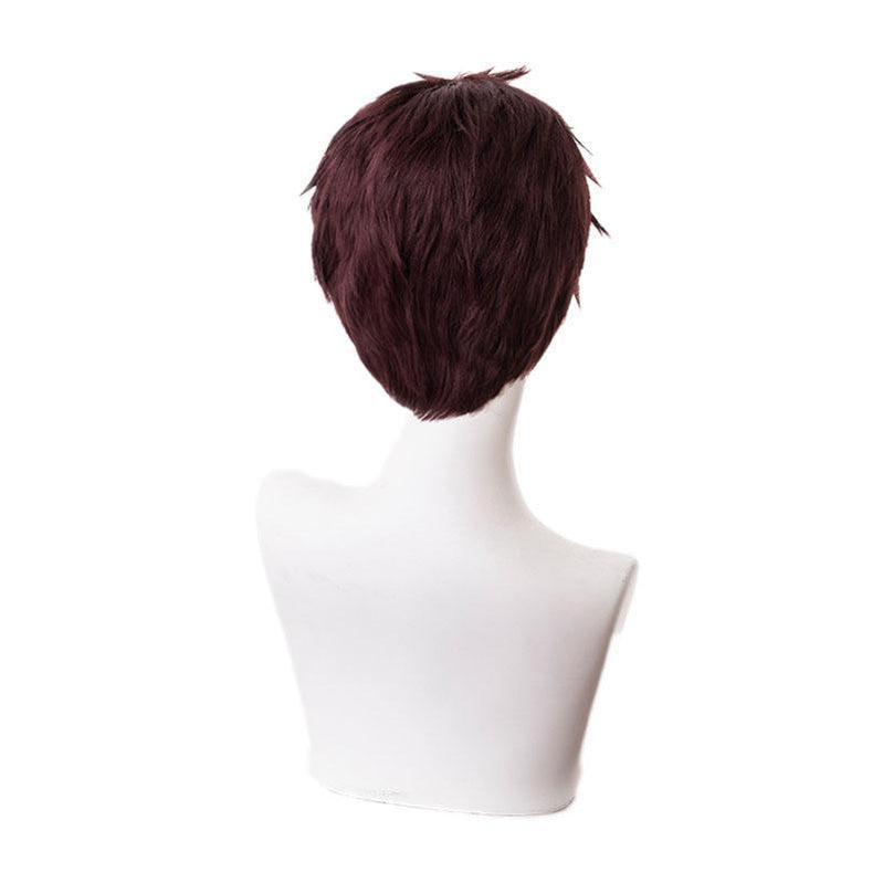 Anime My Hero Academia Kai Chisaki Short Brown Cosplay Wigs - Cosplay Clans