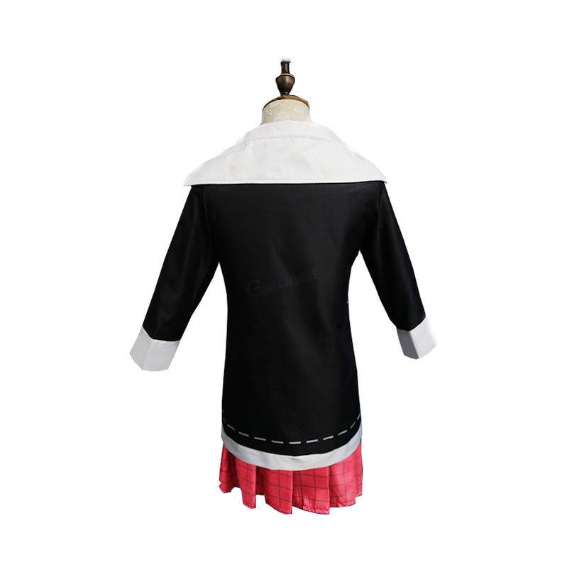 Game Identity V Barmaid Enoshima Junko Demi Bourbon Cosplay Costume - Cosplay Clans