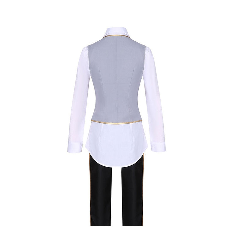 Game Twisted-Wonderland Floyd Leech Uniforms Cosplay Costume - Cosplay Clans