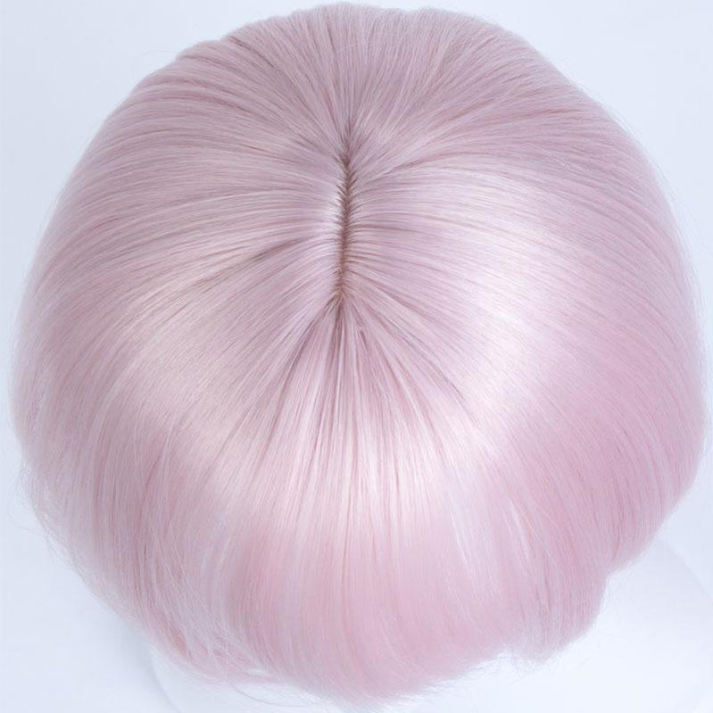 FGO / Fate Grand Order Mash Kyrielight Shielder Pink Short Cosplay Wigs - Cosplay Clans
