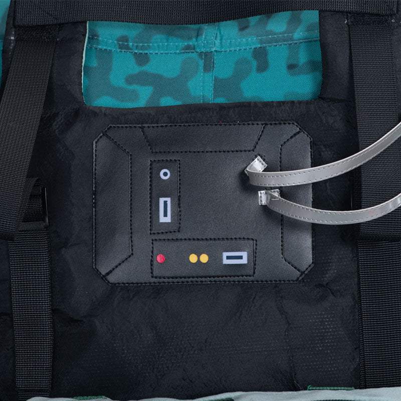 Game Cyberpunk 2077 Trauma Team Full Set Cosplay Costumes With Props - Cosplay Clans